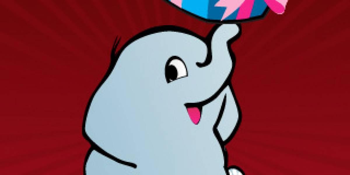 Birthday Elephant te salva cuando olvidas un cumpleaños de tus contactos
