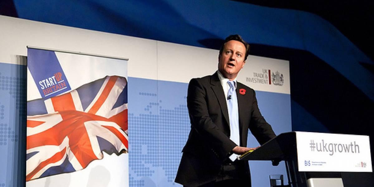 Una app con la que gobernar el Reino Unido