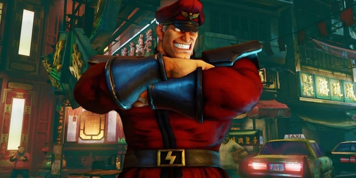 Bison en el nuevo tráiler de Street Fighter V