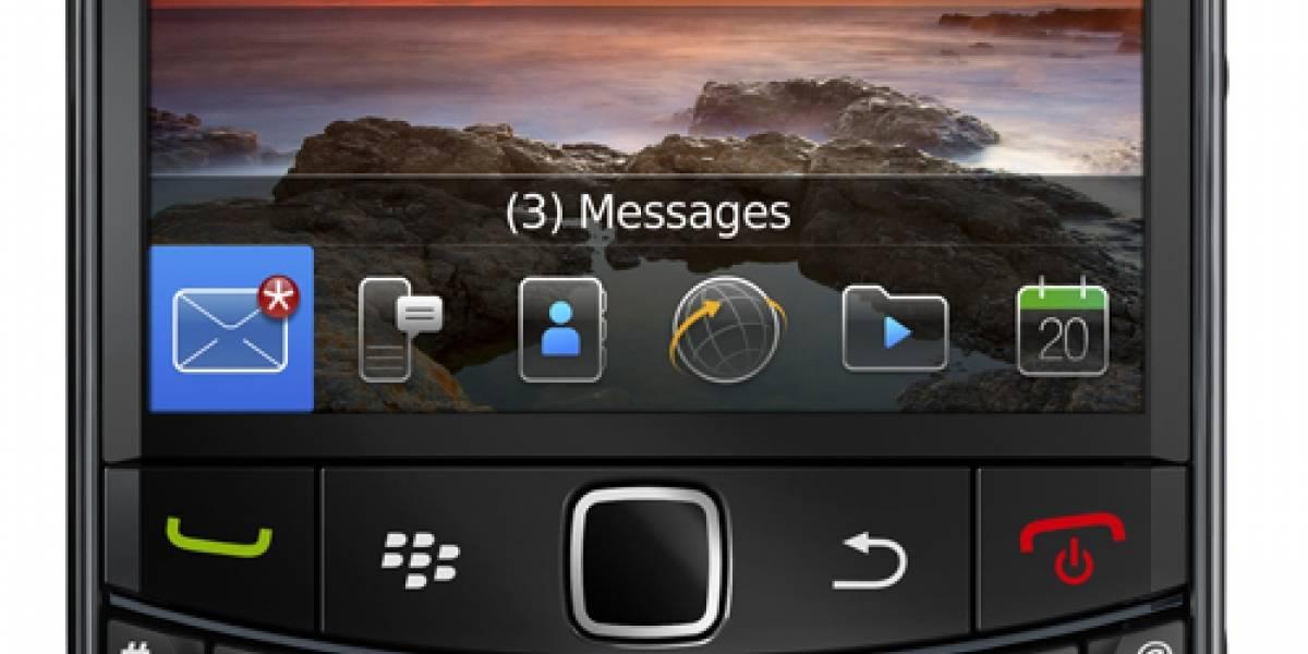 BlackBerry Bold 9780 estrena el OS 6.0 en noviembre