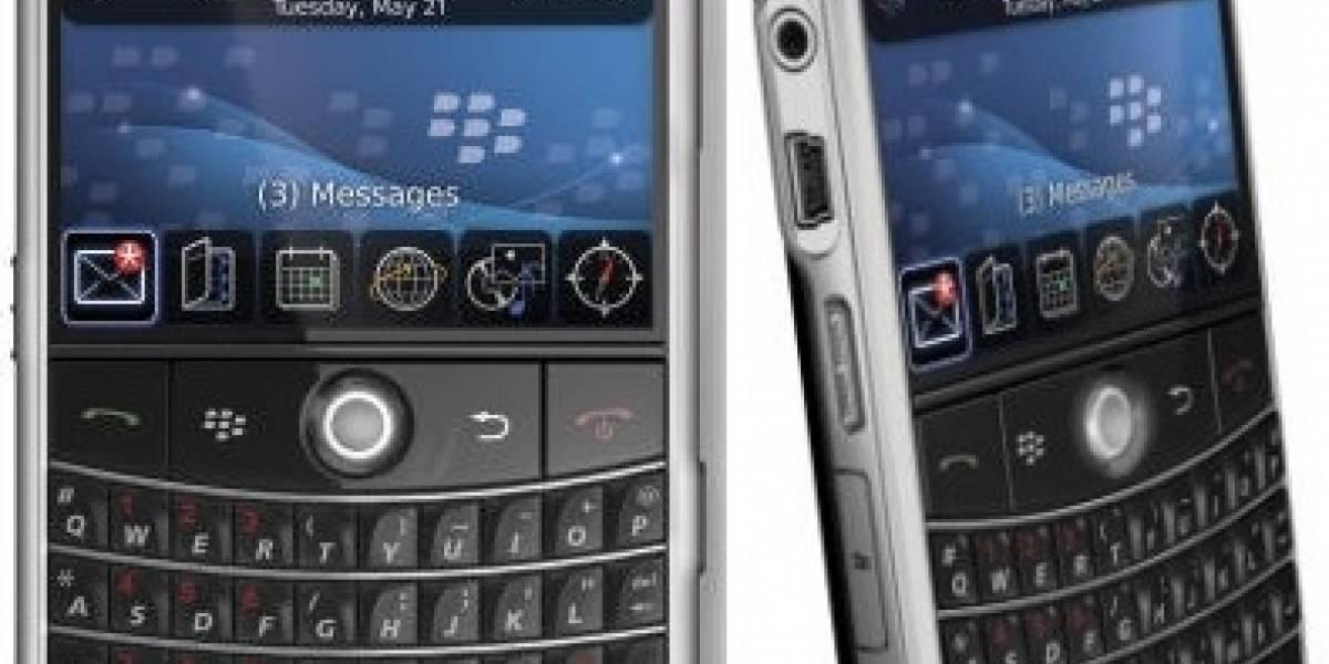 Movistar Argentina tiene problemas con el servicio de BlackBerry