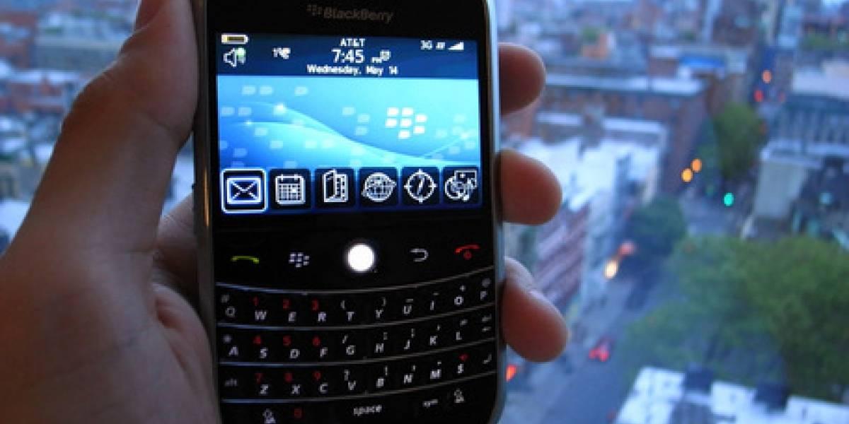 Colombia: Publicista escribe el primer libro en Blackberry