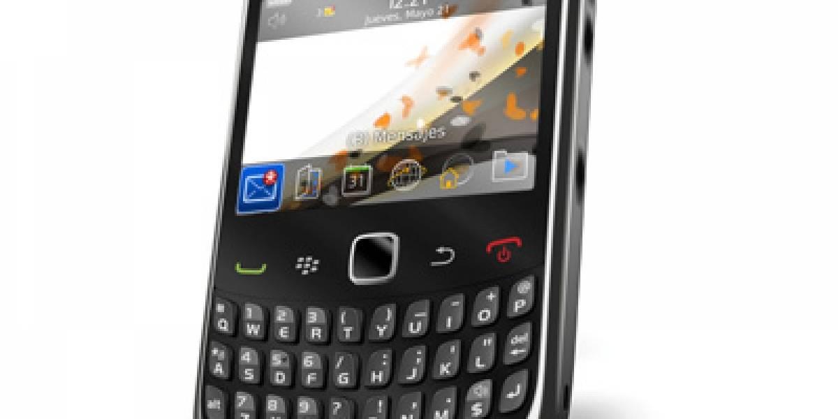 BlackBerry Curve 3G (9300) aterriza en España de la mano de Orange