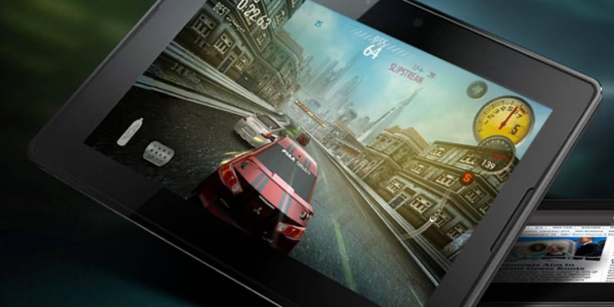 78% de consumidores corporativos desea un iPad, solo un 9% un PlayBook