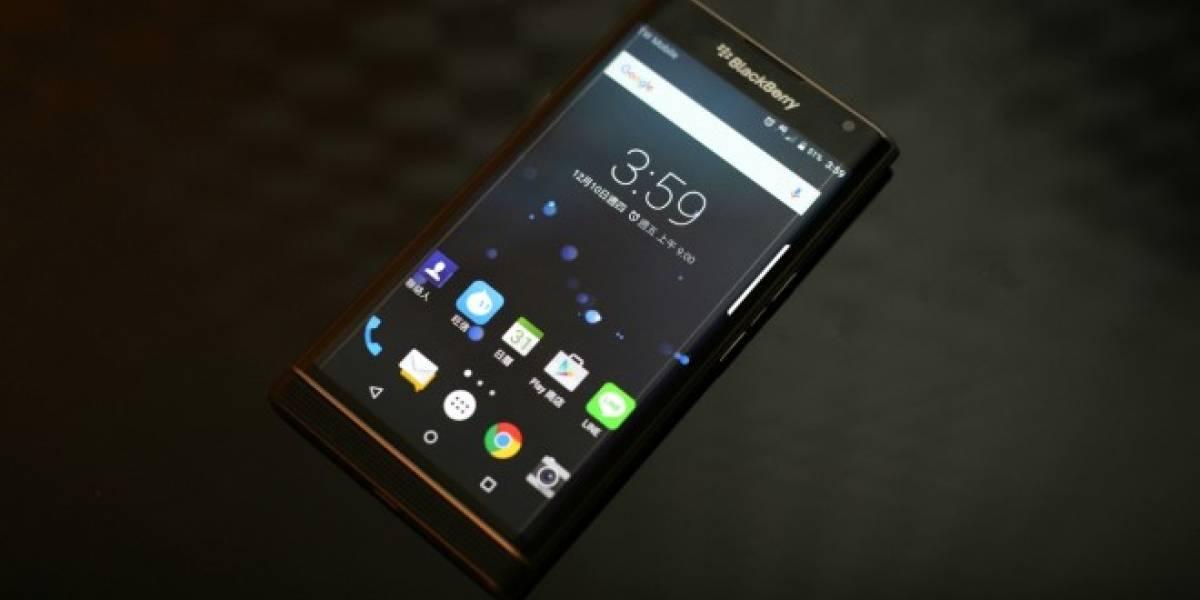 BlackBerry lanzaría un teléfono gama media con Android