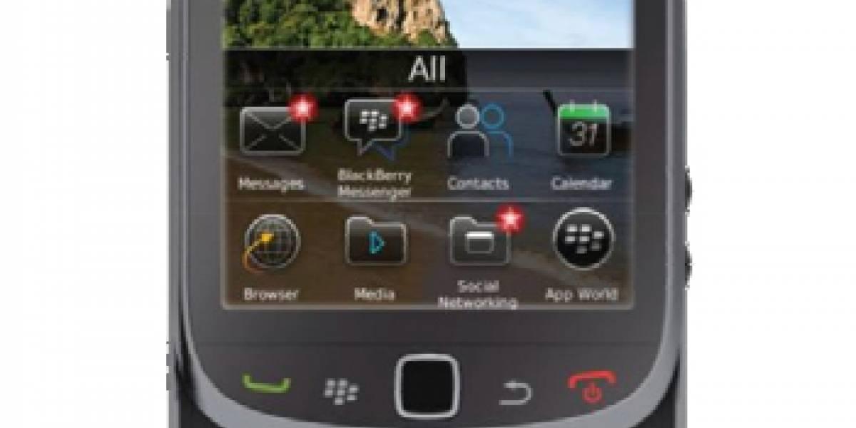 RIM ya tendría lista la sucesora de la BlackBerry Torch