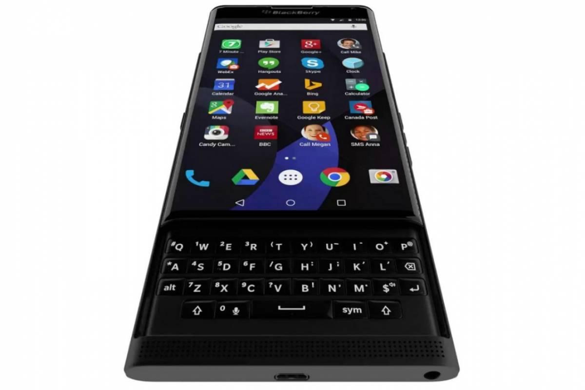 BlackBerry Venice con Android Lollipop se muestra en nuevas imágenes