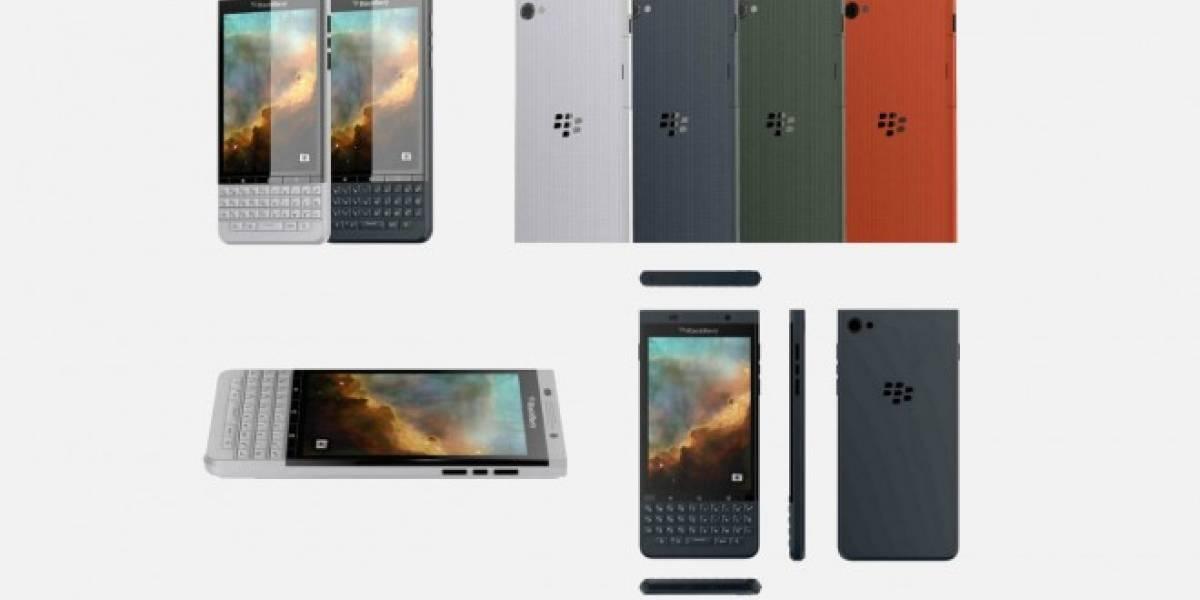 BlackBerry Vienna sería el segundo teléfono Android de la compañía