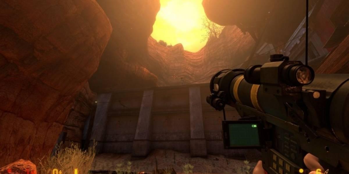 Black Mesa ahora está disponible en Steam Early Access