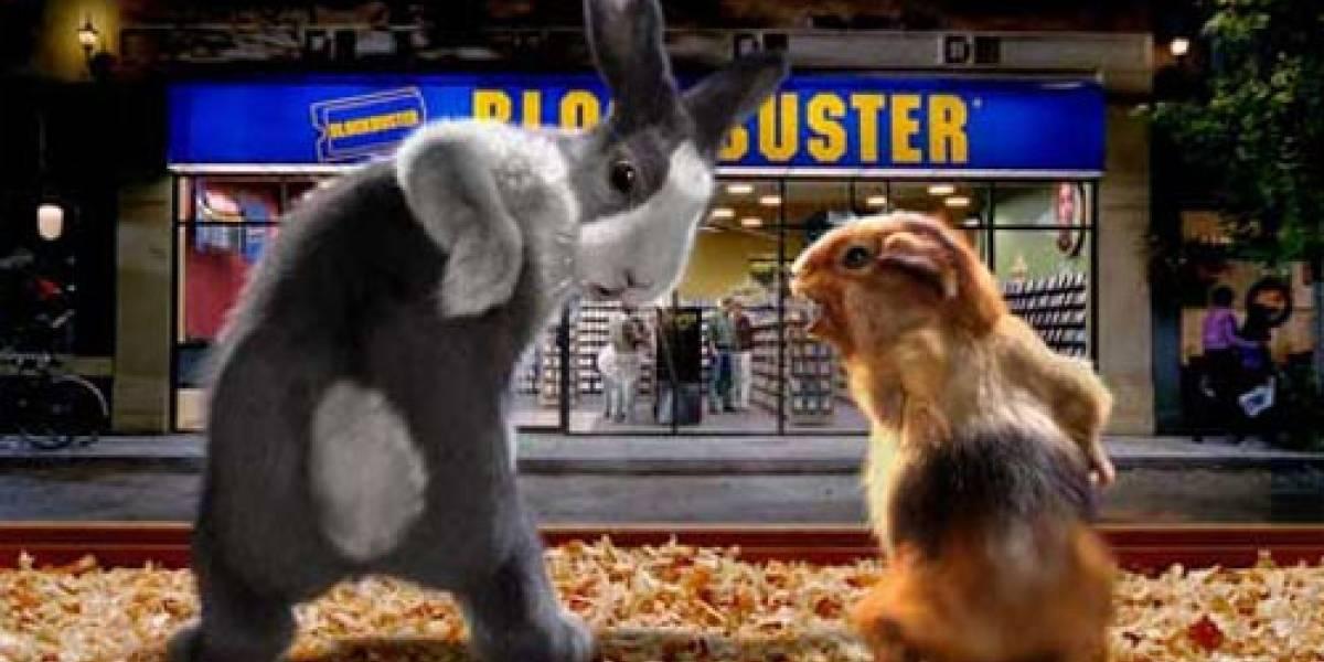 Blockbuster en venta