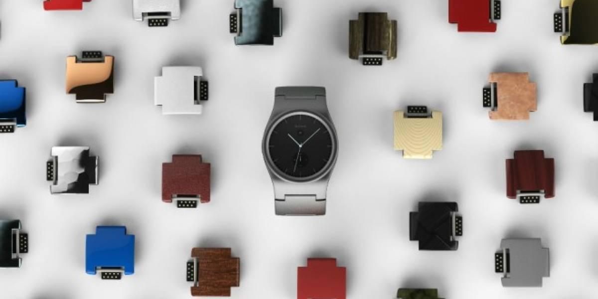 BLOCKS: El primer smartwatch con diseño modular