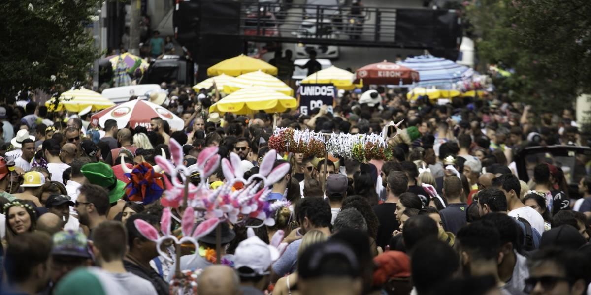 Já é Carnaval em SP! Veja os blocos que vão rolar nesta quarta