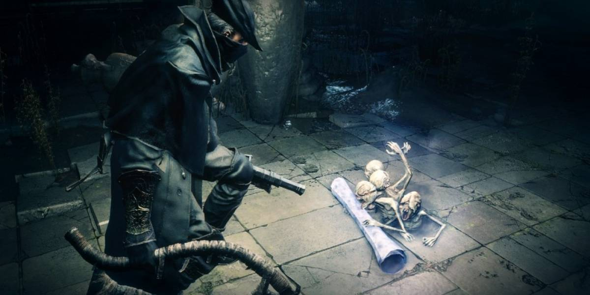 Los primeros 18 minutos de Bloodborne