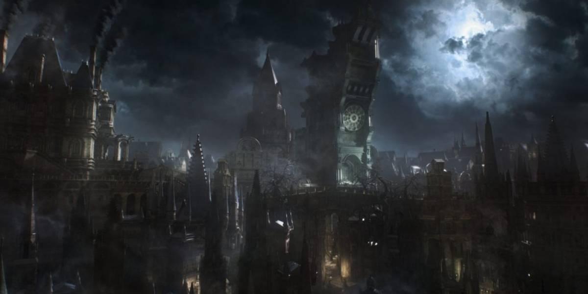 Un recorrido por los tenebrosos entornos de Bloodborne