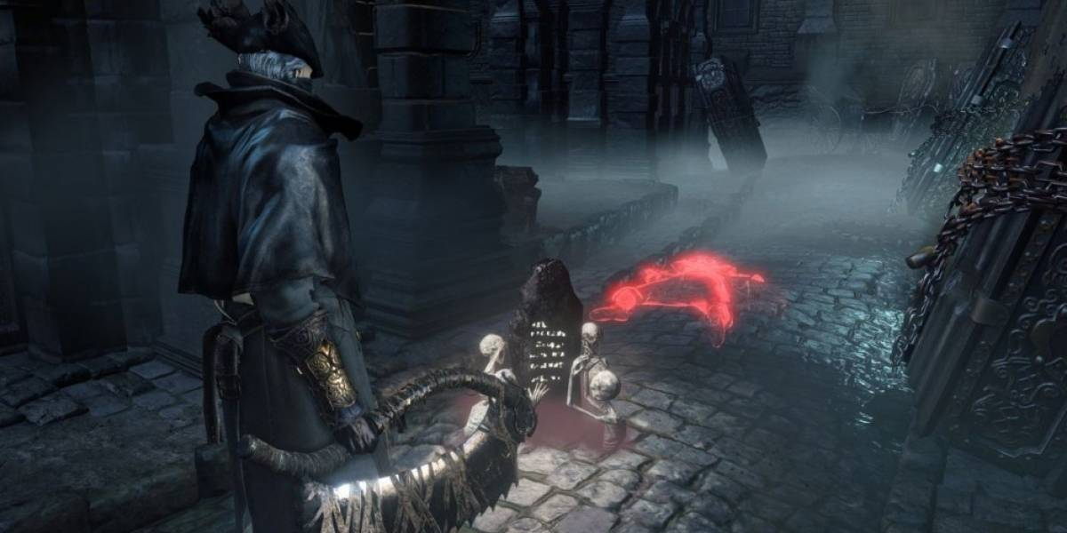 Bloodborne recibe tráiler de lanzamiento