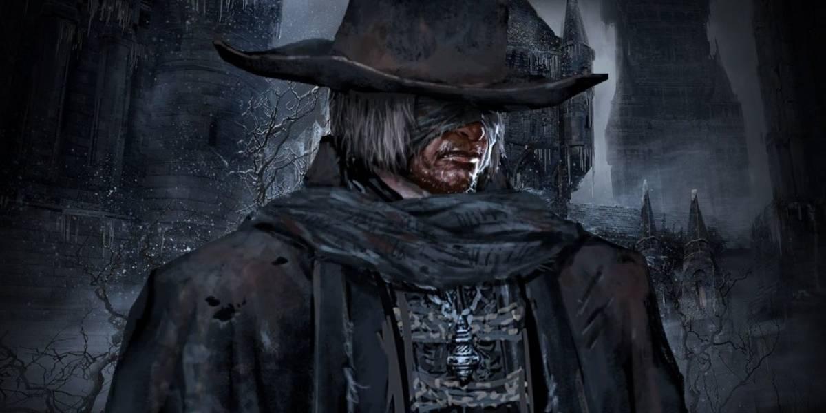 Un jugador termina Bloodborne usando un mando de Rock Band