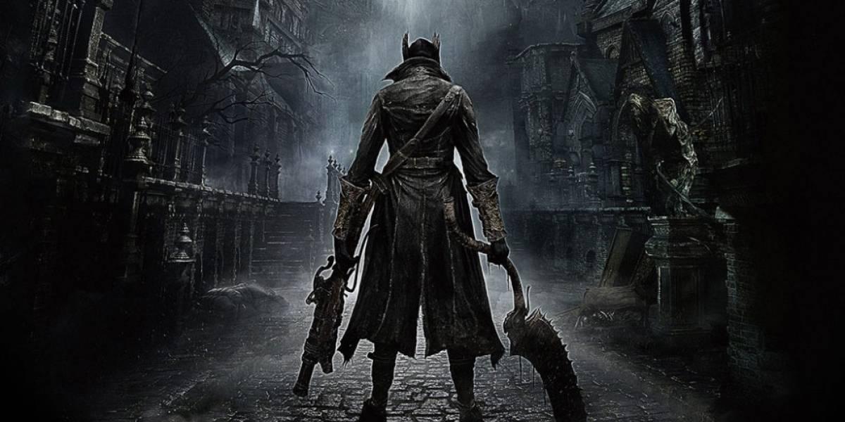 Bloodborne se lanza en febrero en Japón