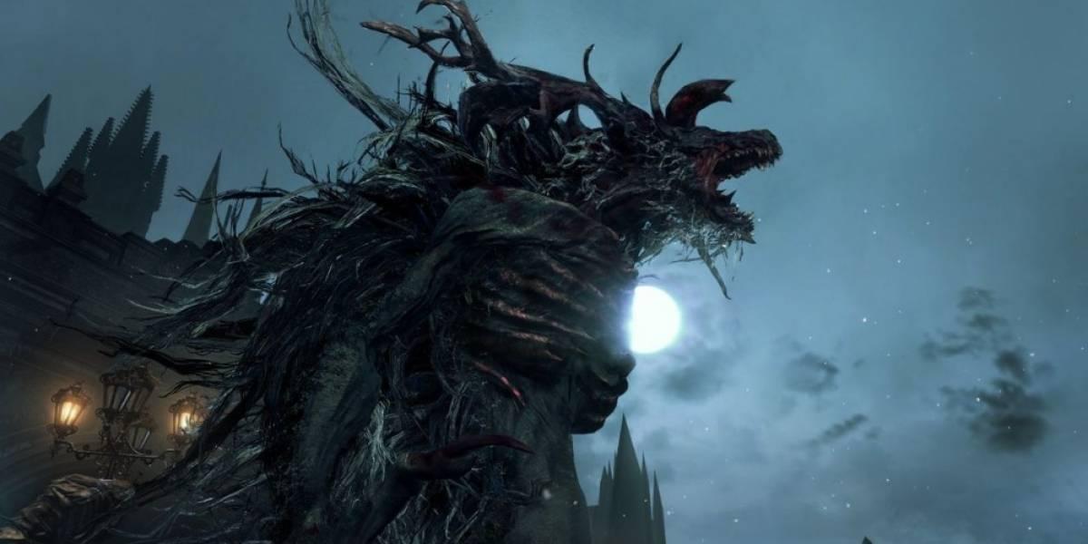 Vean a un jugador acabar Bloodborne sin subir de nivel