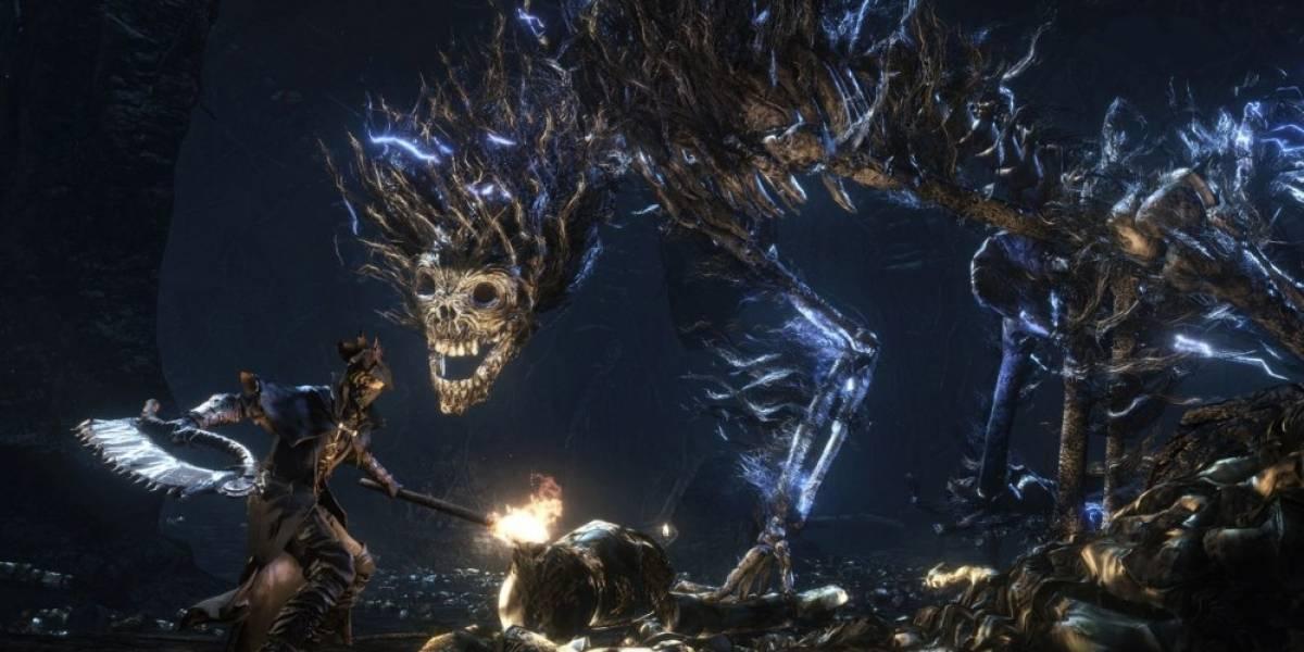 Conozcan a Darkbeast, uno de los jefes de Bloodborne