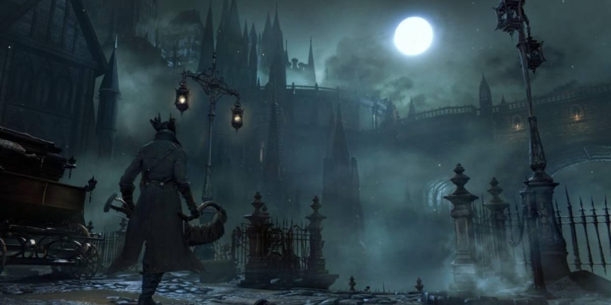 Vean el tutorial de 7 minutos de Bloodborne