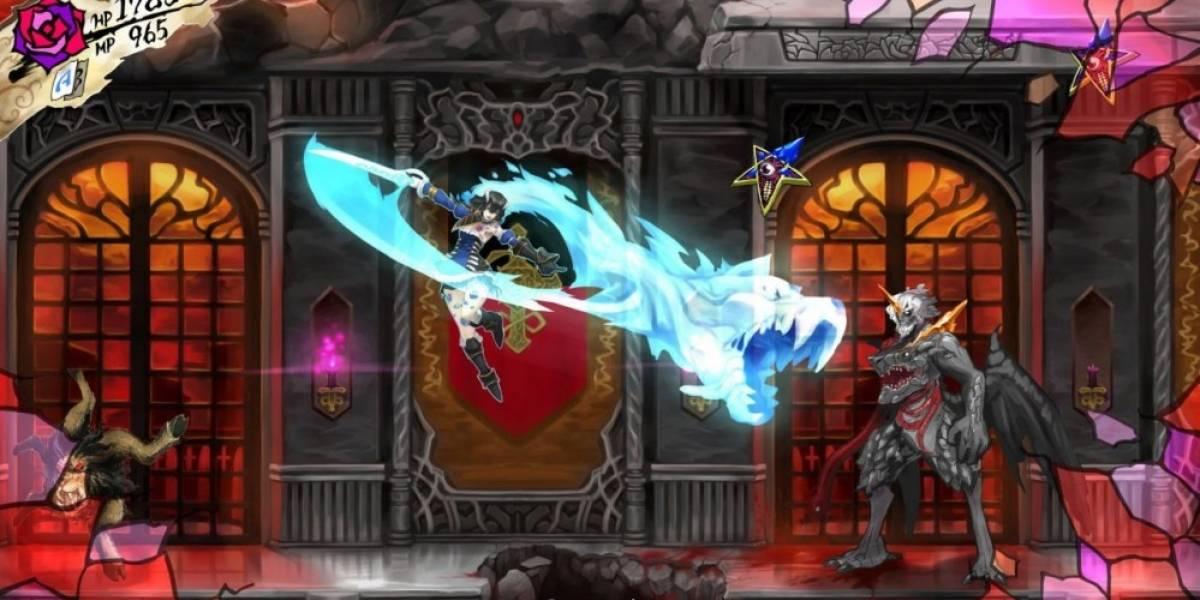 Bloodstained se convierte en el videojuego más exitoso en la historia de Kickstarter