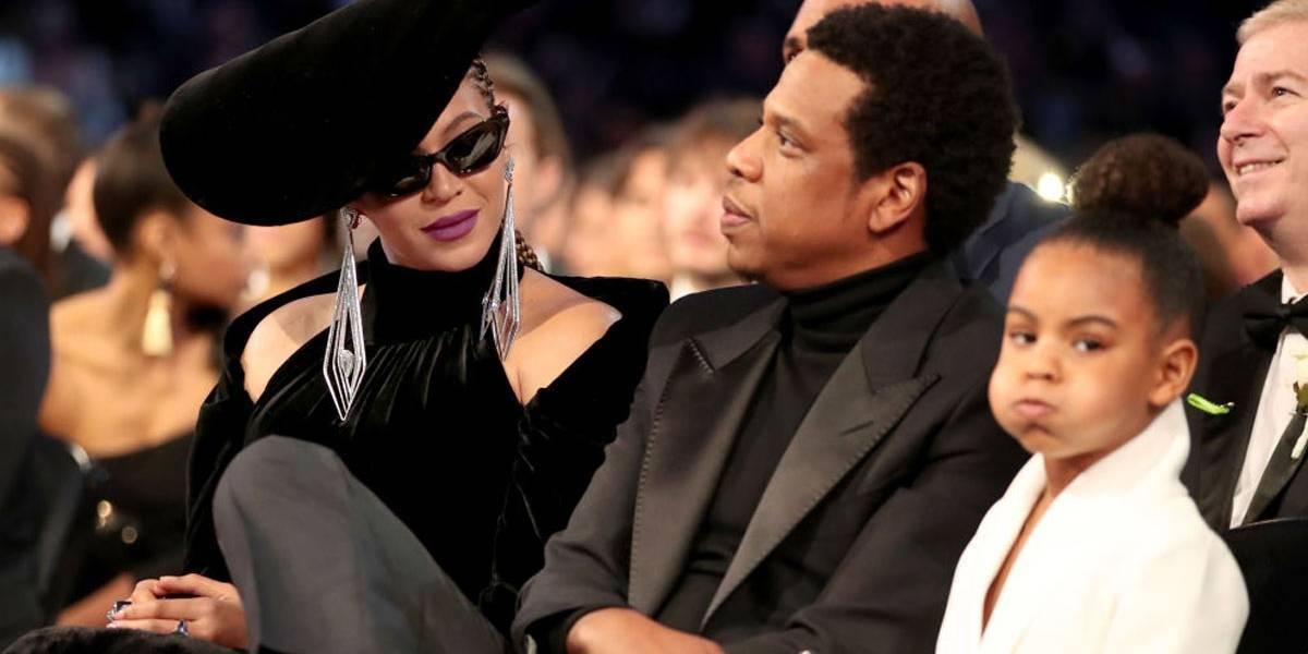 Os melhores memes de Blue Ivy pedindo para Beyoncé e Jay Z ficarem quietos no Grammy