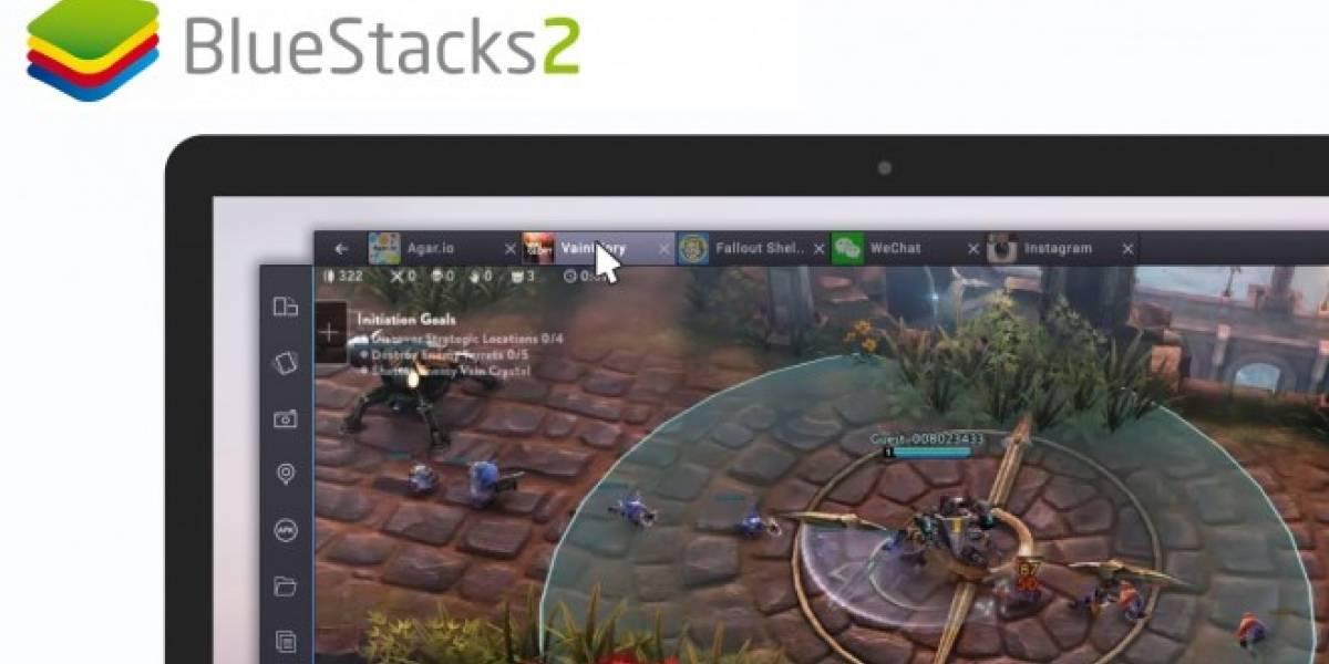 BlueStacks lanza nueva versión de su exitoso emulador de Android