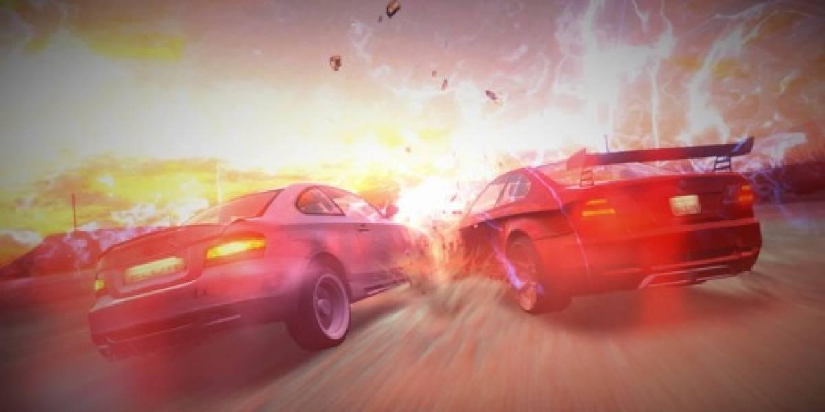 Activision muestra las primeras imágenes de Blur
