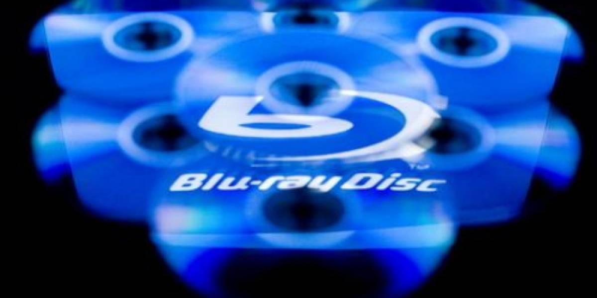 Blu-Ray todavía no supera el 15% de penetración