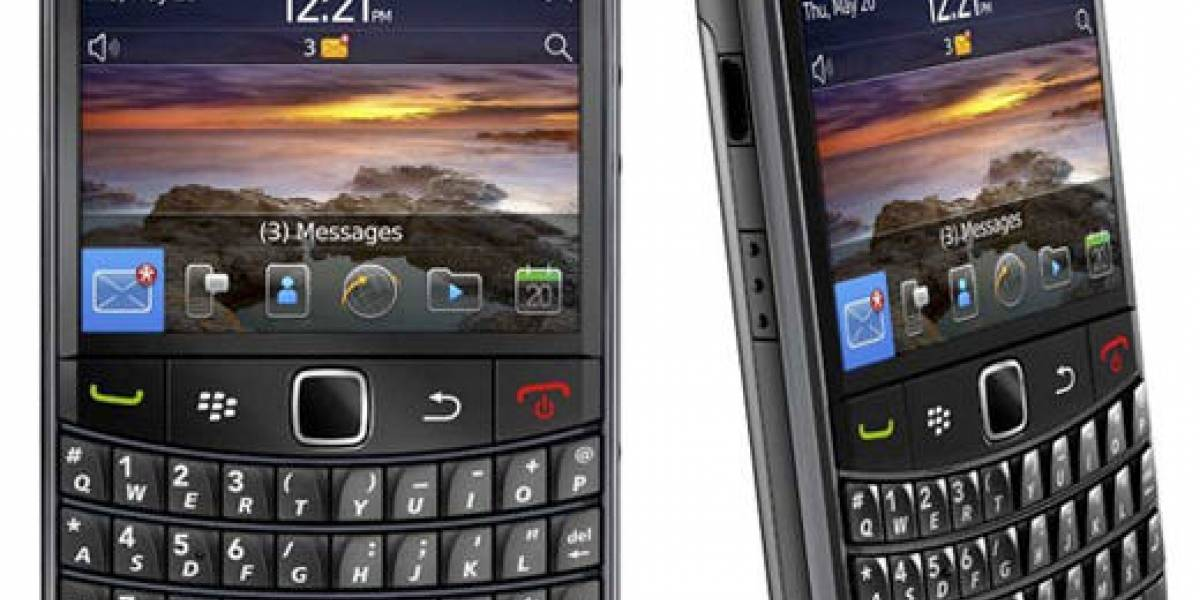 BlackBerry Bold 9780 desembarca en Chile