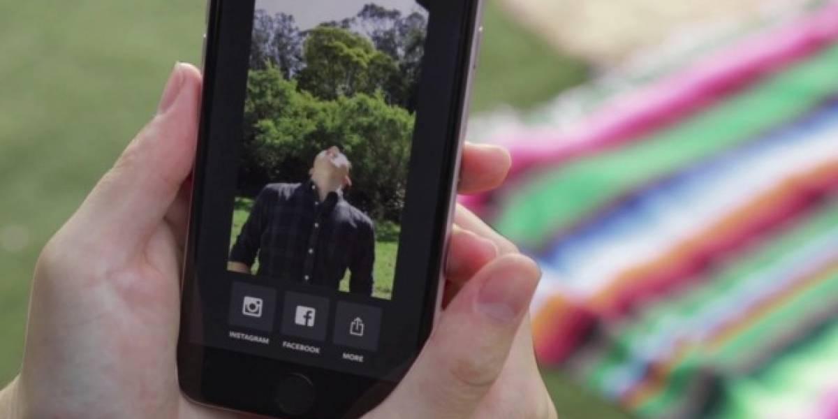 Instagram anuncia Boomerang para convertir tus imágenes en video