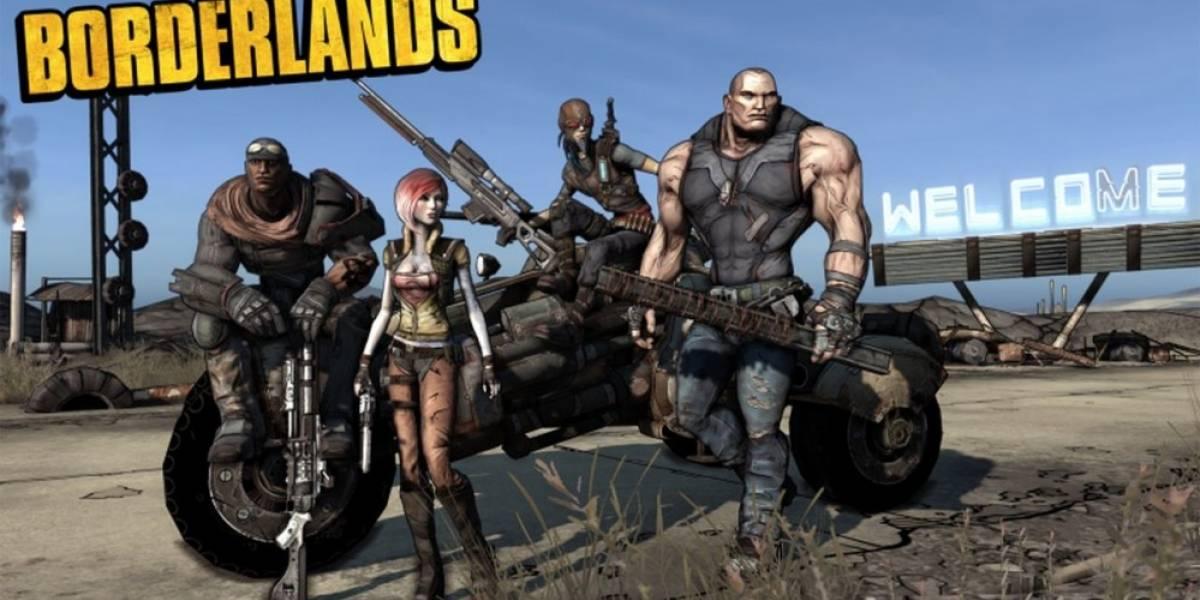Borderlands y su DLC serán retrocompatibles en Xbox One