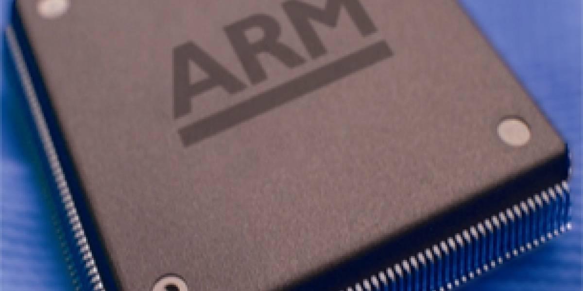 ARM muestra resultados económicos récord