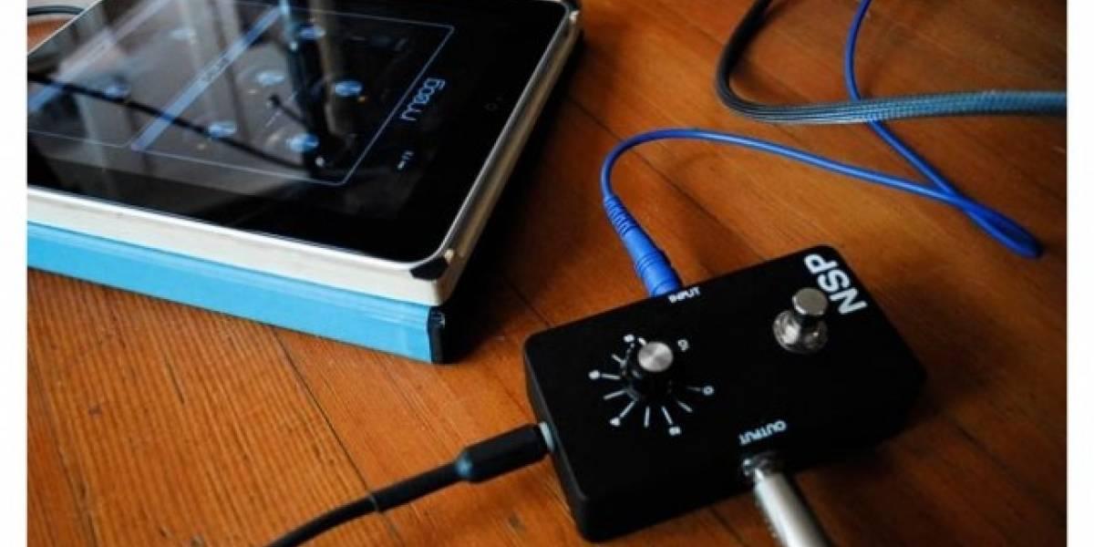BreakOut Stomp y Stereo llevan tu iPad de concierto