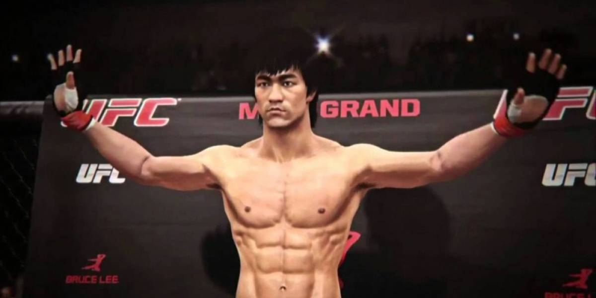 Electronic Arts está regalando a Bruce Lee para EA Sports UFC