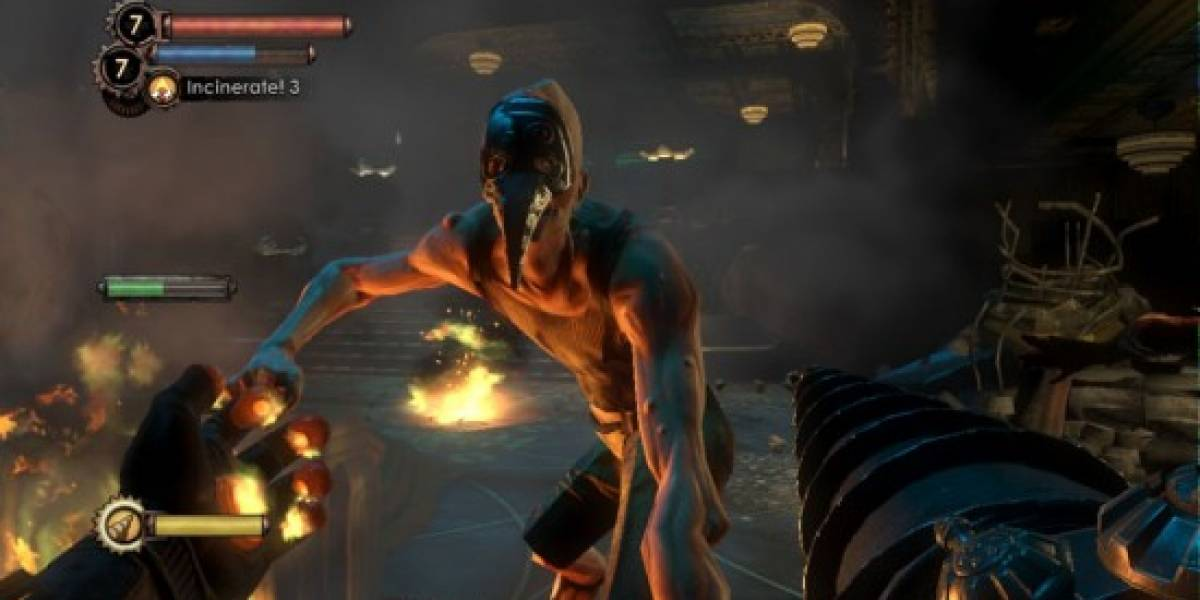 Imágenes calientitas de BioShock 2
