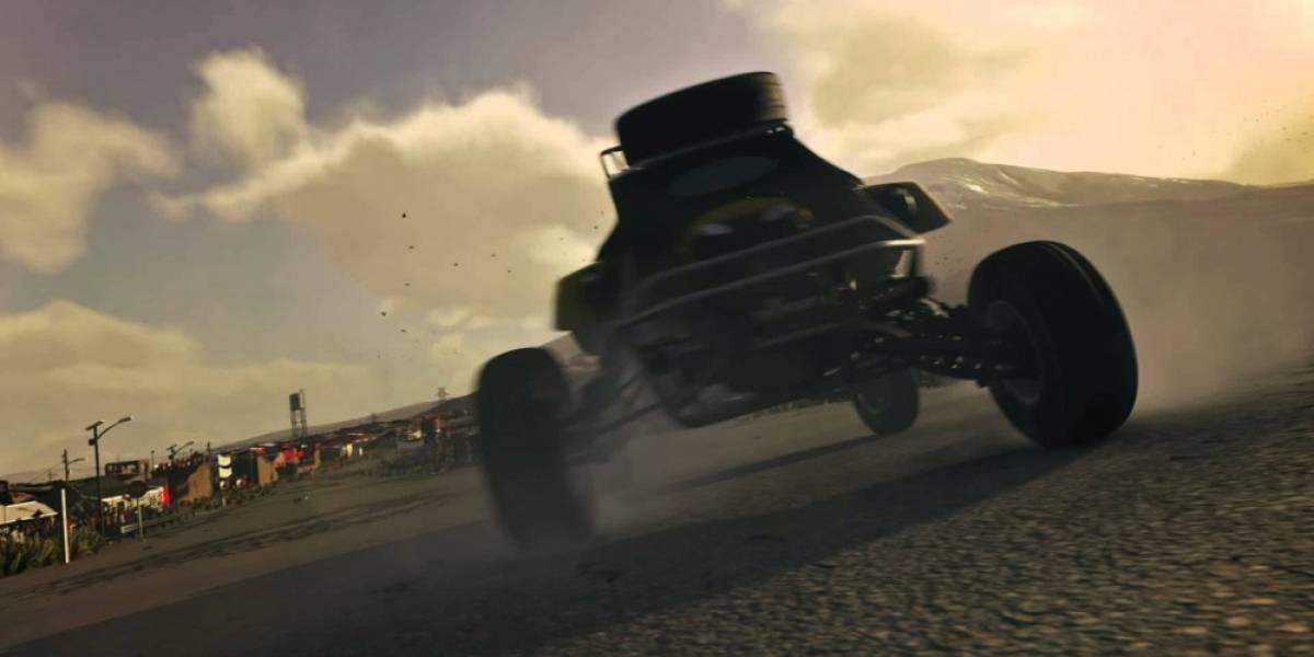 Buggy de MotorStorm llega a DriveClub, gratis