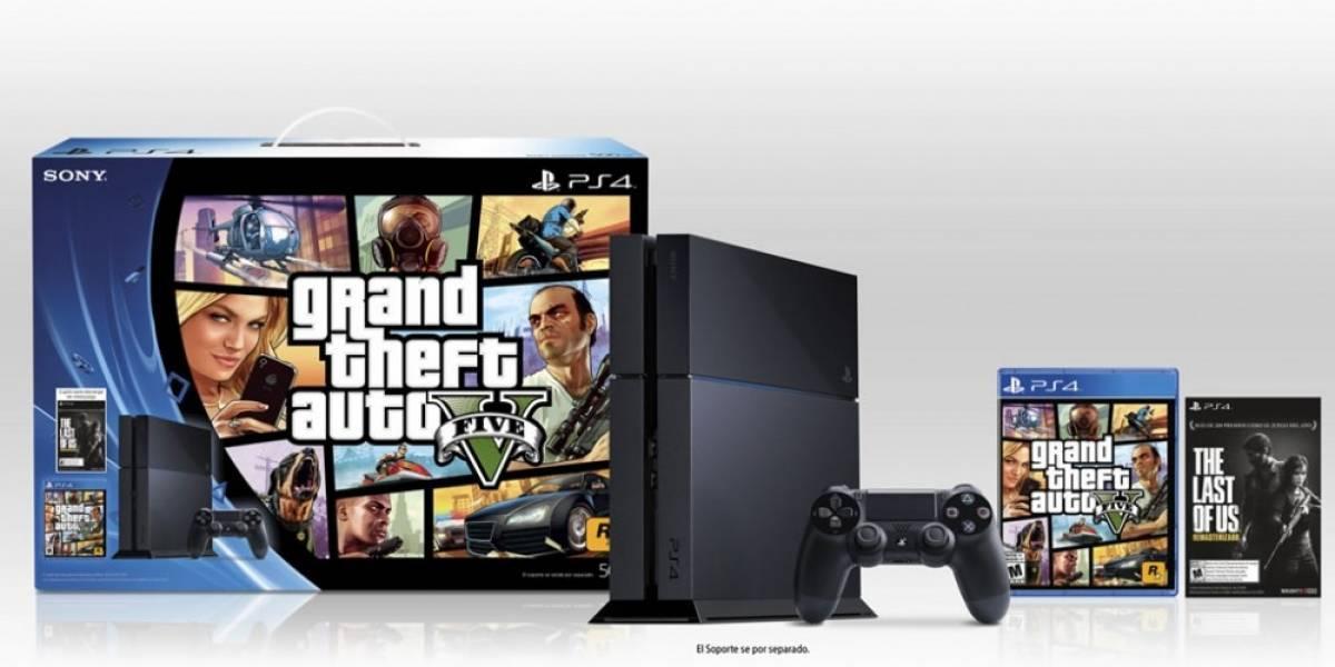Se anuncia el bundle Black Friday de PS4 para América Latina