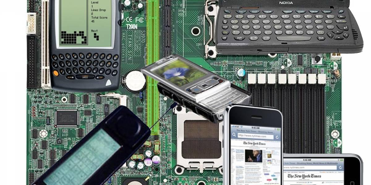 (098) Cómo los teléfonos móviles se han ido convirtiendo en mini PCs