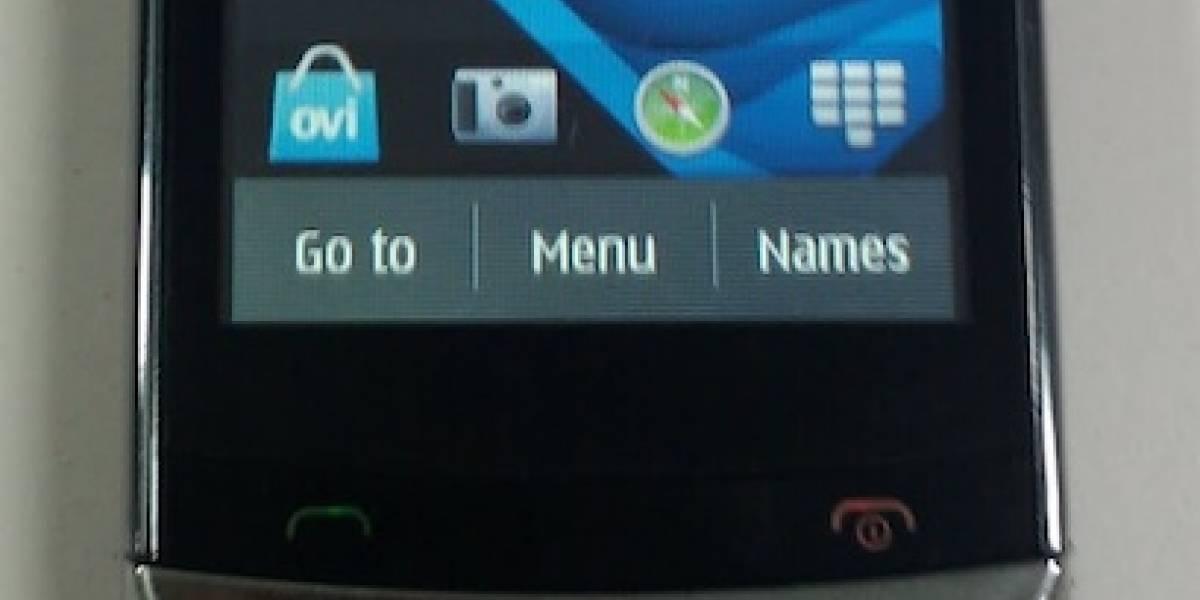 Más imágenes del Nokia C2-06 Dual SIM