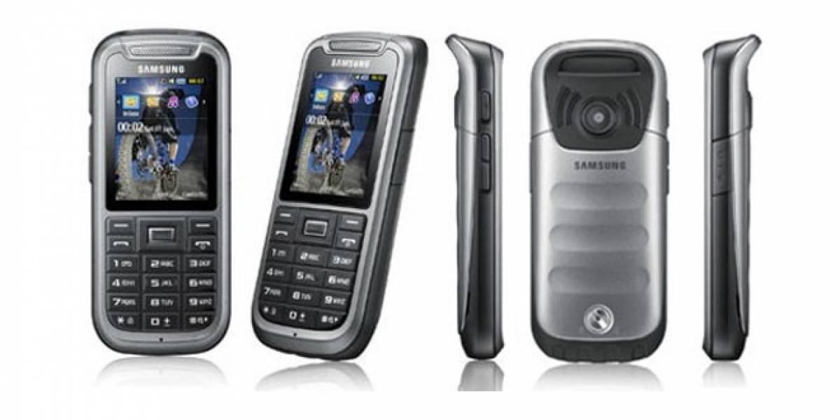 C3350, el todoterreno de Samsung, llega a España con Orange