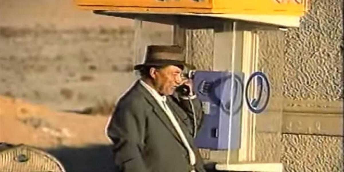 Cachiyuyo se suma la conectividad 4G a 25 años de su primer teléfono público