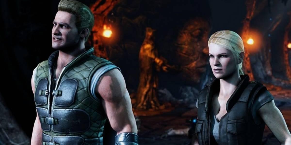 Nuevo tráiler de Mortal Kombat X presenta a la Familia Cage