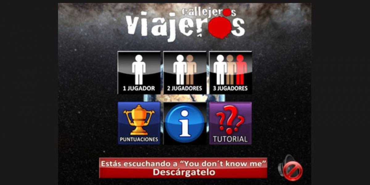 España: El programa 'Callejeros Viajeros' estrena un juego para iOS
