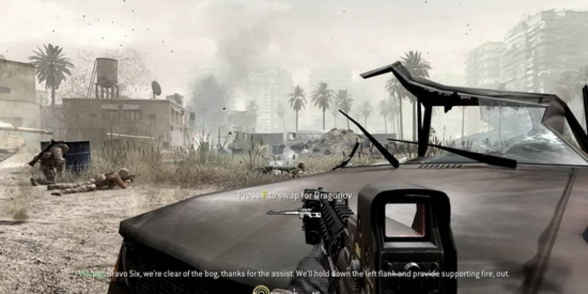 Activision espera que Modern Warfare 2 sea el juego más vendido