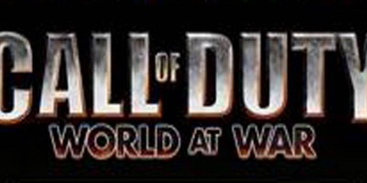 Call of Duty: World At War rompe récord de descargas