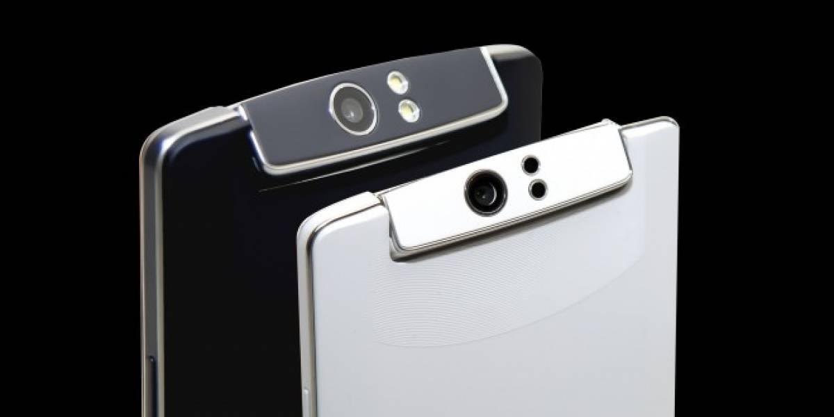 Compañía chilena Elementt presenta su nuevo teléfono: Elementt Twister