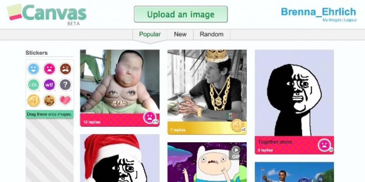 Fundador de 4chan tiene un nuevo proyecto: Canvas