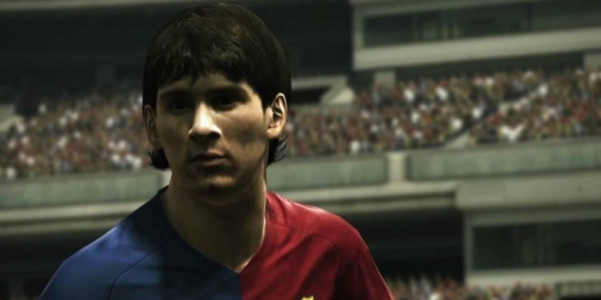 Pro Evolution Soccer 2010: Primera imagen