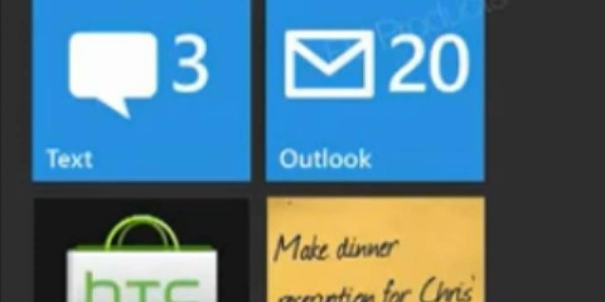 HTC no ofrecerá su interfaz de usuario Sense UI para Windows Phone 7 por ahora